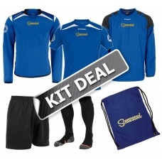 Soccerscool Blue Kit Deal